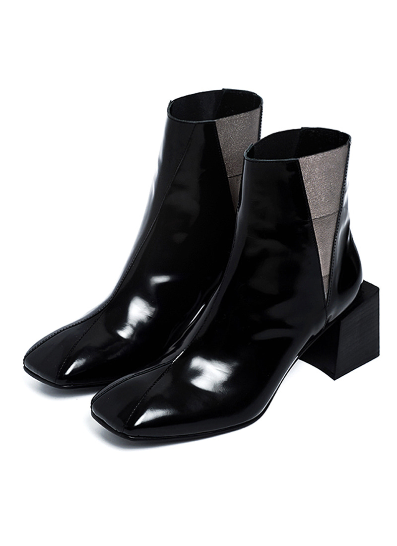 [MODERN LINE]DF Chelsea Boots_BK