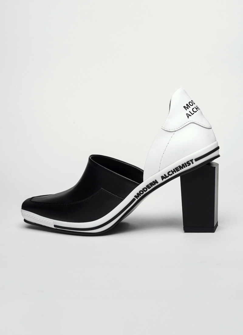 PROJECT2. SNEAKERS PUMPS_BW